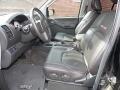 2011 Nissan Xterra Pro 4X Gray/Red Interior Interior Photo