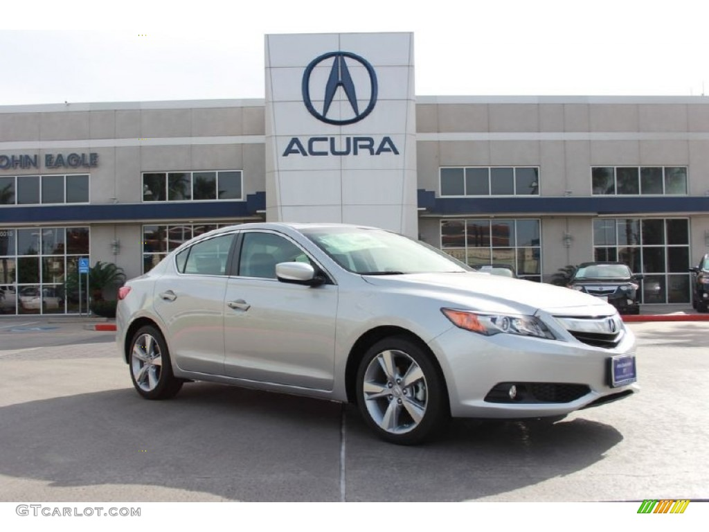 2015 silver moon acura ilx 2 0l premium 96441608 car color galleries. Black Bedroom Furniture Sets. Home Design Ideas