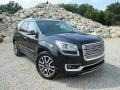 Carbon Black Metallic 2013 GMC Acadia Denali
