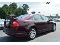 2011 Bordeaux Reserve Metallic Ford Fusion SEL  photo #3