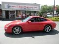Guards Red 2005 Porsche 911 Carrera Coupe