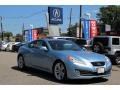 Acqua Minerale Blue 2011 Hyundai Genesis Coupe 3.8 Grand Touring