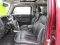 Ebony/Pewter Interior Photo for 2009 Hummer H3 #96477694