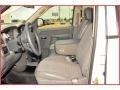2006 Bright White Dodge Ram 1500 SLT Quad Cab 4x4  photo #15