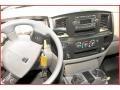 2006 Bright White Dodge Ram 1500 SLT Quad Cab 4x4  photo #25
