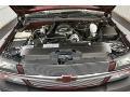2003 Dark Carmine Red Metallic Chevrolet Silverado 1500 LS Extended Cab 4x4  photo #9