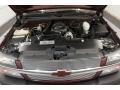 2003 Dark Carmine Red Metallic Chevrolet Silverado 1500 LS Extended Cab 4x4  photo #40