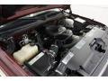 2003 Dark Carmine Red Metallic Chevrolet Silverado 1500 LS Extended Cab 4x4  photo #42