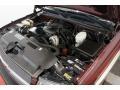 2003 Dark Carmine Red Metallic Chevrolet Silverado 1500 LS Extended Cab 4x4  photo #43