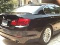 Jet Black - 5 Series 535i Sedan Photo No. 2