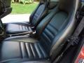 Black Front Seat Photo for 1992 Porsche 911 #96510111