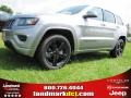 2015 Billet Silver Metallic Jeep Grand Cherokee Altitude 4x4 #96507688