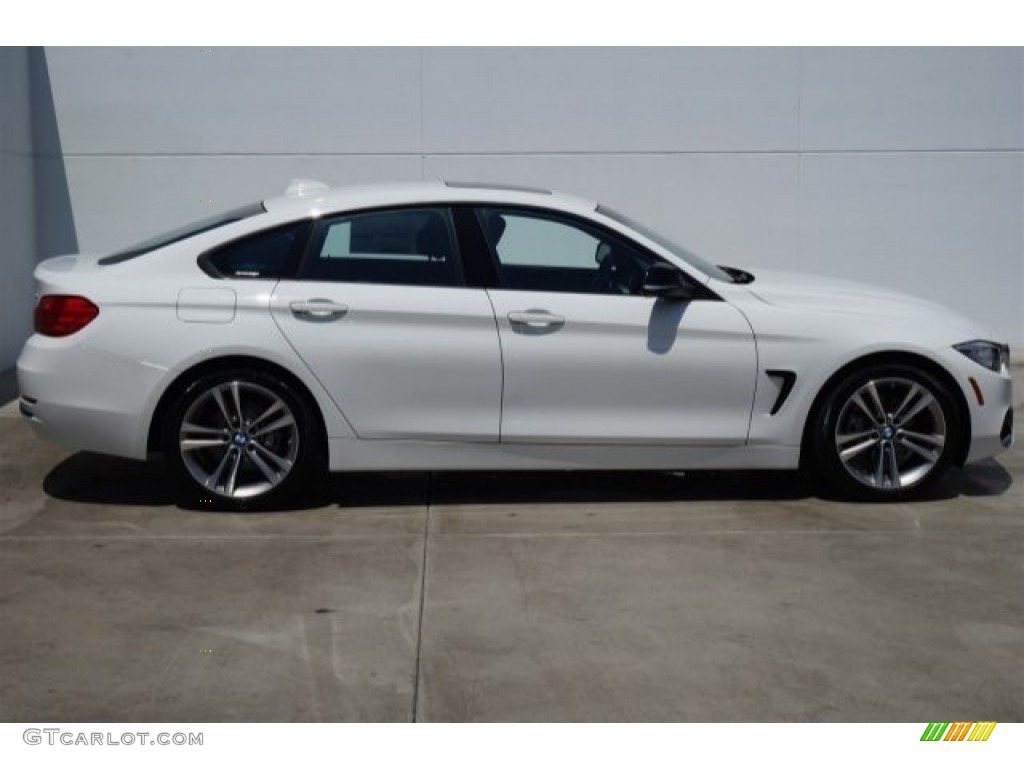 alpine white 2015 bmw 4 series 428i gran coupe exterior photo 96535281. Black Bedroom Furniture Sets. Home Design Ideas