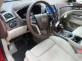 2015 SRX Shale/Brownstone Interior