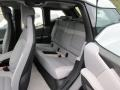 2014 BMW i3 Mega Carum Spice Grey Sensatec/Carum Spice Grey Cloth Interior Rear Seat Photo