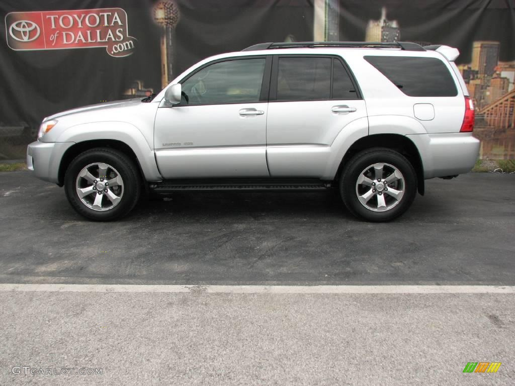 2006 titanium metallic toyota 4runner limited 4x4 9623442 car color galleries. Black Bedroom Furniture Sets. Home Design Ideas