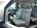 2005 Ford F150 Medium Flint Grey Interior Front Seat Photo
