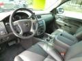 2013 Black Chevrolet Silverado 1500 LTZ Extended Cab 4x4  photo #11