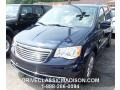 True Blue Pearl 2015 Chrysler Town & Country Touring