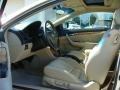 Desert Mist Metallic - Accord EX V6 Coupe Photo No. 7