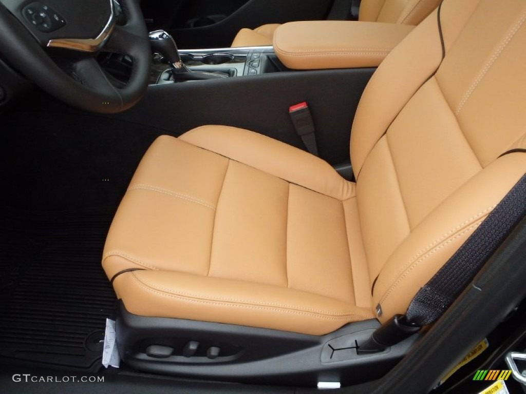 2015 black chevrolet impala ltz 96645879 photo 3 car color galleries for Chevrolet impala 2015 interior
