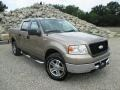 Arizona Beige Metallic 2006 Ford F150 Gallery