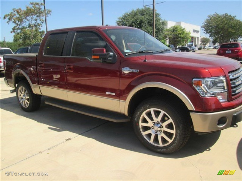 2014 sunset ford f150 king ranch supercrew 4x4 96679914 car color galleries. Black Bedroom Furniture Sets. Home Design Ideas