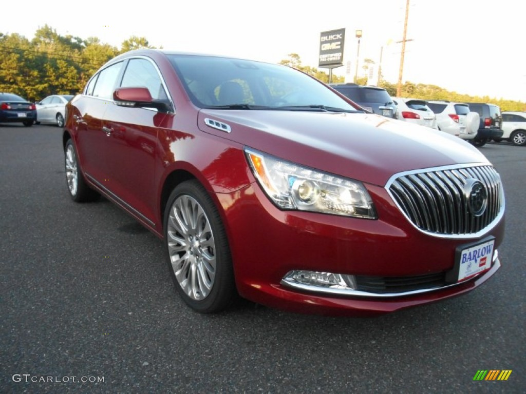2014 crystal red tintcoat buick lacrosse premium 96679731 car color galleries. Black Bedroom Furniture Sets. Home Design Ideas