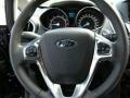 Charcoal Black Steering Wheel Photo for 2015 Ford Fiesta #96713404