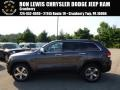 Granite Crystal Metallic 2015 Jeep Grand Cherokee Limited 4x4