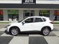 2014 Crystal White Pearl Mica Mazda CX-5 Grand Touring #96718354
