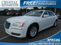 2014 Bright White Chrysler 300  #96718565