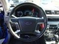 2011 Blue Flame Metallic Ford Fusion SEL  photo #12