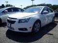 Summit White 2014 Chevrolet Cruze Diesel