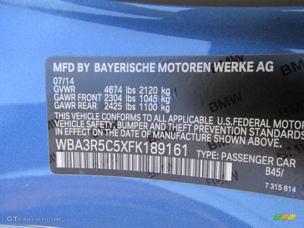 Bmw Estoril Blue Paint Code