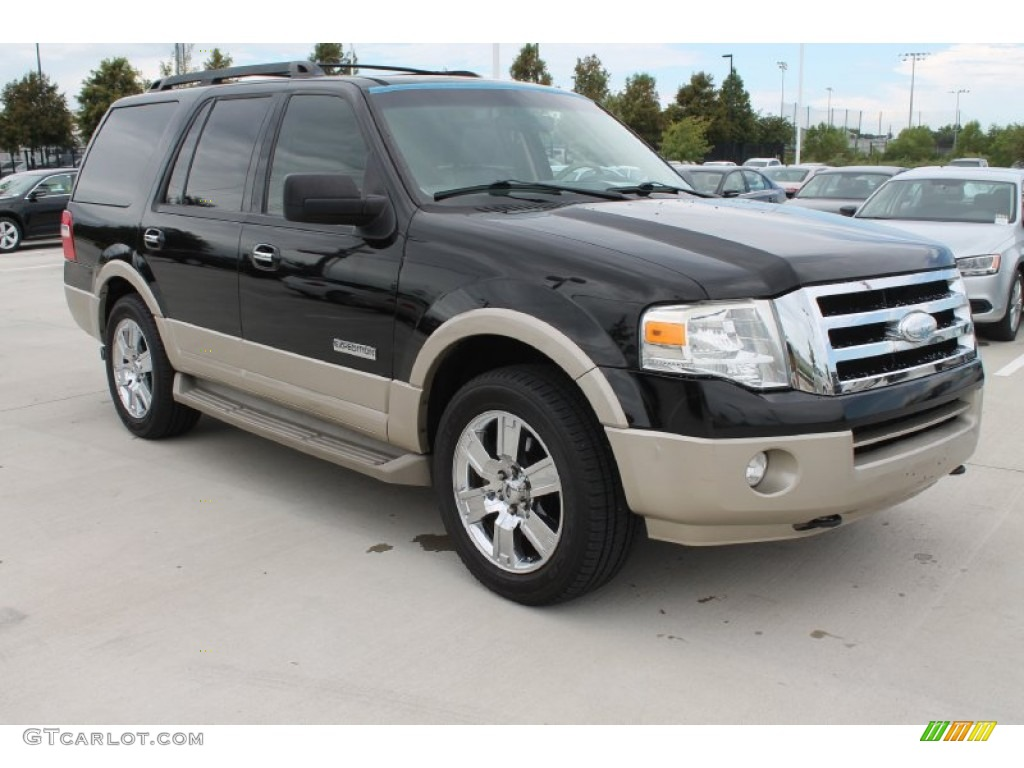 Black ford expedition ford expedition eddie bauer 4x4