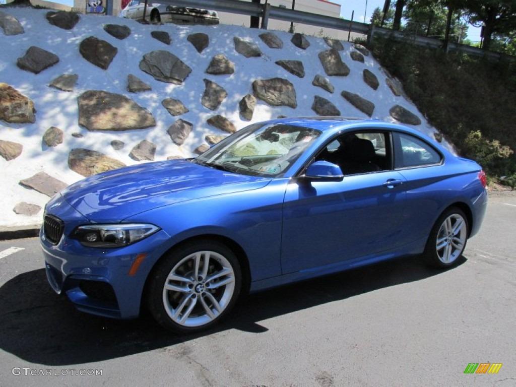 2015 Estoril Blue Metallic BMW 2 Series 228i xDrive Coupe ...