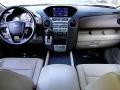 2009 Honda Pilot Beige Interior Dashboard Photo