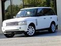 2007 Chawton White Land Rover Range Rover Supercharged #96805208