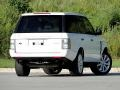 2007 Chawton White Land Rover Range Rover Supercharged  photo #2
