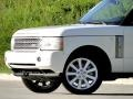 2007 Chawton White Land Rover Range Rover Supercharged  photo #5