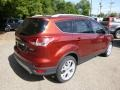 2014 Sunset Ford Escape Titanium 2.0L EcoBoost 4WD  photo #8