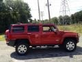 Victory Red 2008 Hummer H3 Gallery