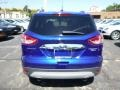 2014 Deep Impact Blue Ford Escape Titanium 2.0L EcoBoost 4WD  photo #3