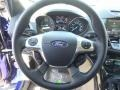 2014 Deep Impact Blue Ford Escape Titanium 2.0L EcoBoost 4WD  photo #11
