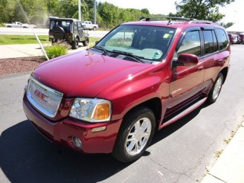 2008 gmc envoy denali 4x4 data info and specs. Black Bedroom Furniture Sets. Home Design Ideas