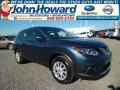 Graphite Blue 2014 Nissan Rogue Gallery