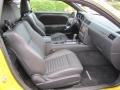 Dark Slate Gray Front Seat Photo for 2012 Dodge Challenger #96872894