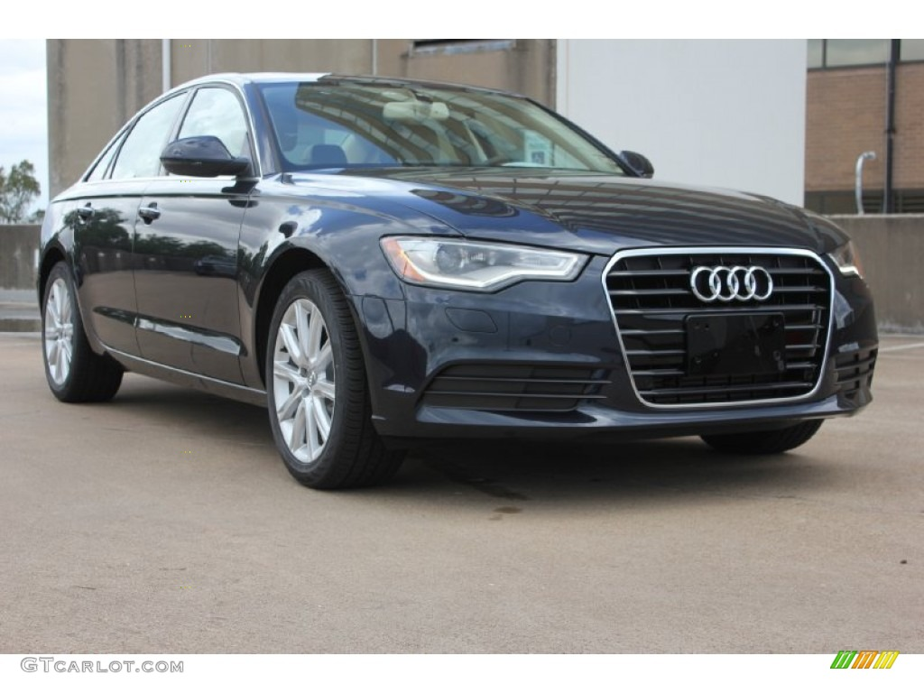 2015 moonlight blue metallic audi a6 2.0t premium plus sedan