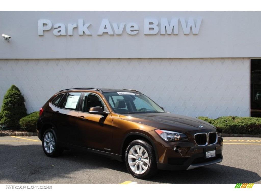 2014 Marrakesh Brown Metallic BMW X1 XDrive28i 96879771